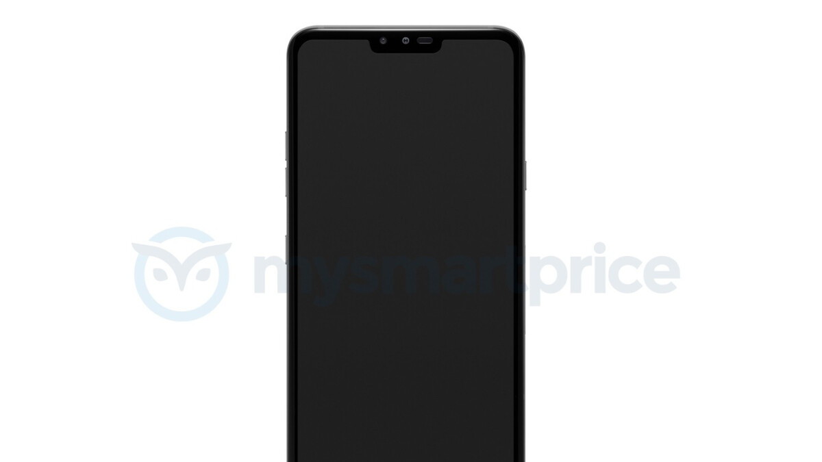 Another day, another LG V40 ThinQ render, same old notch