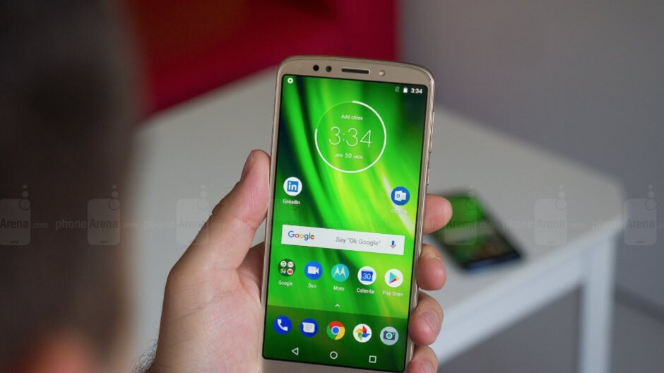 Best Buy has a bunch of free phones on offer for AT&T customers, Moto G6 Play included