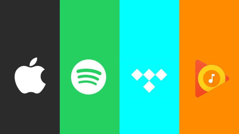 Apple Music und Spotify gelten in dem neuen Report