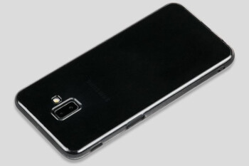 Samsung Galaxy J6 Prime dummy unit confirms side-mounted fingerprint reader