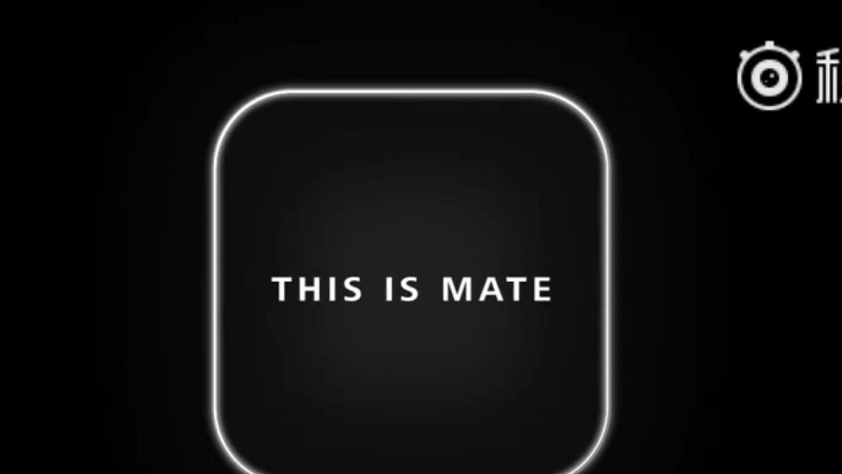 Huawei confirms triple-camera setup on Mate 20 series in newest teaser