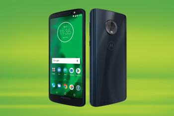 Unlocked Motorola Moto G6 is now cheaper than at launch