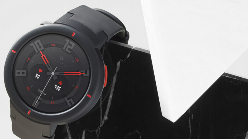 Xiaomi sub-brand Huami launches a $115 smartwatch with heart rate monitor, GPS, NFC and more