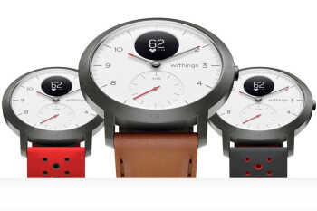 Withings Steel HR Sport marks the brand's big comeback with style and multisport tracking