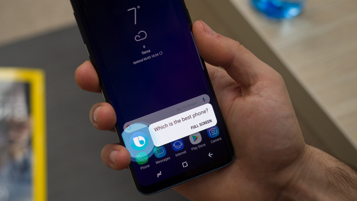 Galaxy A9 Pro (2018) set to include Bixby button; two gradient options coming