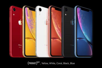 iPhone XR shipments will start ramping up soon, as Apple revises internal forecasts upward
