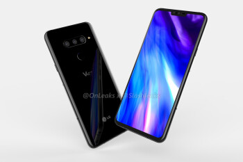 Latest LG V40 ThinQ spec sheet reveals variant with 8GB of RAM