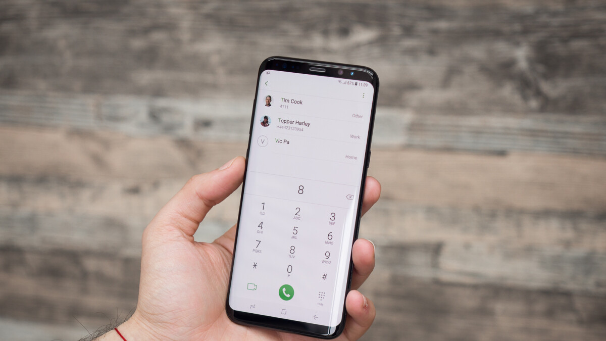 Samsung to discontinue Call Stickers through the Phone app by December 17, 2018