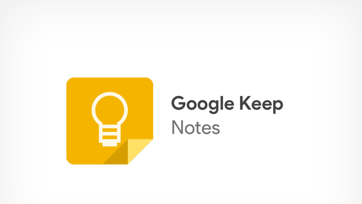Google changes Keep app name to 'Keep Notes'