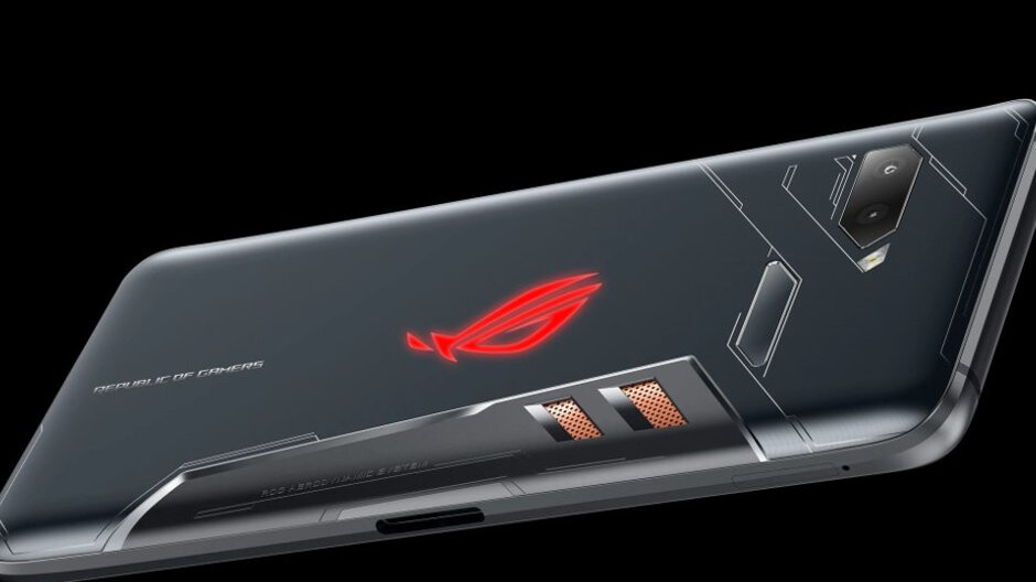 The Asus ROG Phone could begin shipping in late October