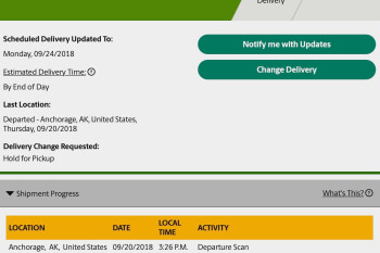 Has your iPhone XS, XS Max or Apple Watch pre-order shipment been delayed?
