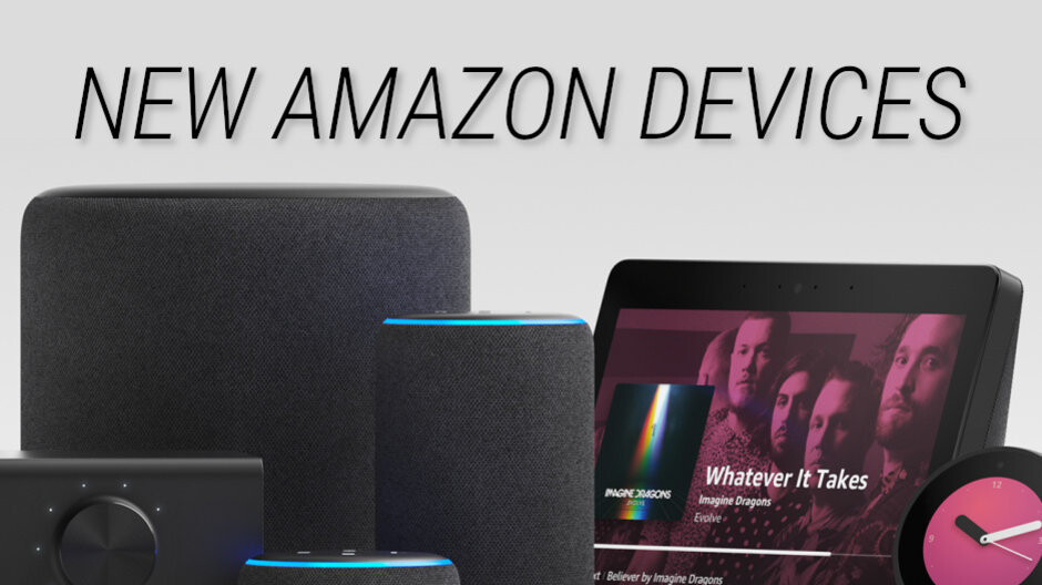 Round-up of everything that Amazon announced: from new Echos to a smart... microwave