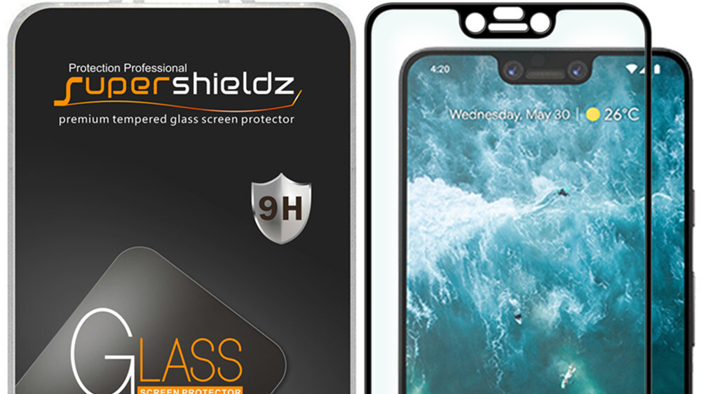 Walmart already carries Pixel 3 XL protectors to reiterate a chin-y, notch-y design