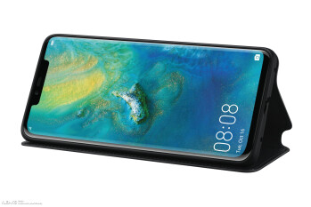 Latest Huawei Mate 20 Pro leak showcases device inside official cases