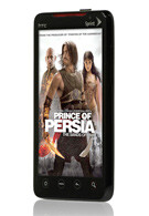 HTC EVO 4G will turn back time at a Prince of Persia screening