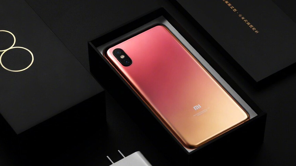 The Xiaomi Mi 8 Pro will be coming to international markets