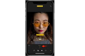 Apple's iOS 12.1 update will allow users to adjust bokeh effect while taking a portrait