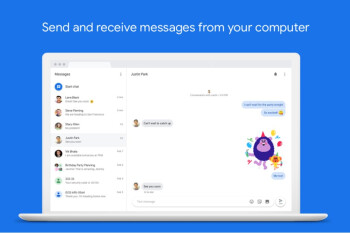 Google announces new search options in Android Messages app