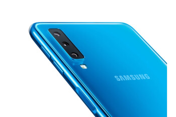 Galaxy P30 and Galaxy P30+ could be Samsung's first phones with an in-display fingerprint scanner