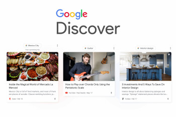 Discover is Google's new mobile feed where you can find anything and everything
