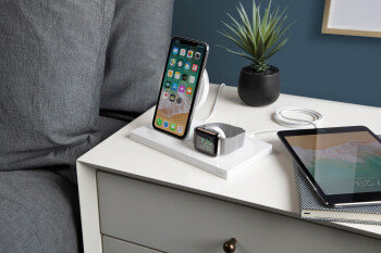 You still can't have the AirPower, so why not get the Belkin Boost Up wireless charging dock?