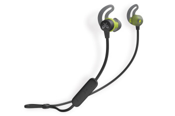 Jaybird Tarah wireless headphones come with waterproof design and a reasonable price