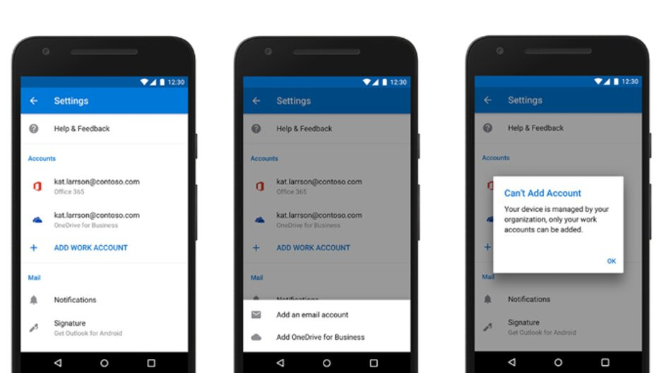 Microsoft Outlook Mobile erhält neue Office Lens-Optionen, Teamintegration, mehr