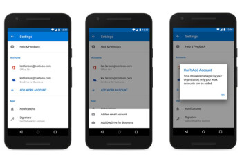 Microsoft Outlook mobile gets new Office Lens options, Teams integration, more