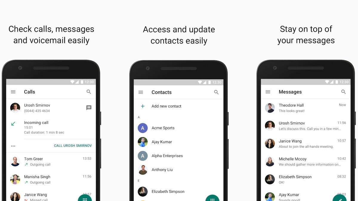 Google Voice-Update bietet die Möglichkeit, Anrufe über Wi-Fi