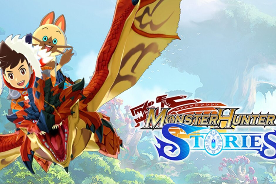 Monster Hunter Stories Lands On Android And Ios Devices Phonearena