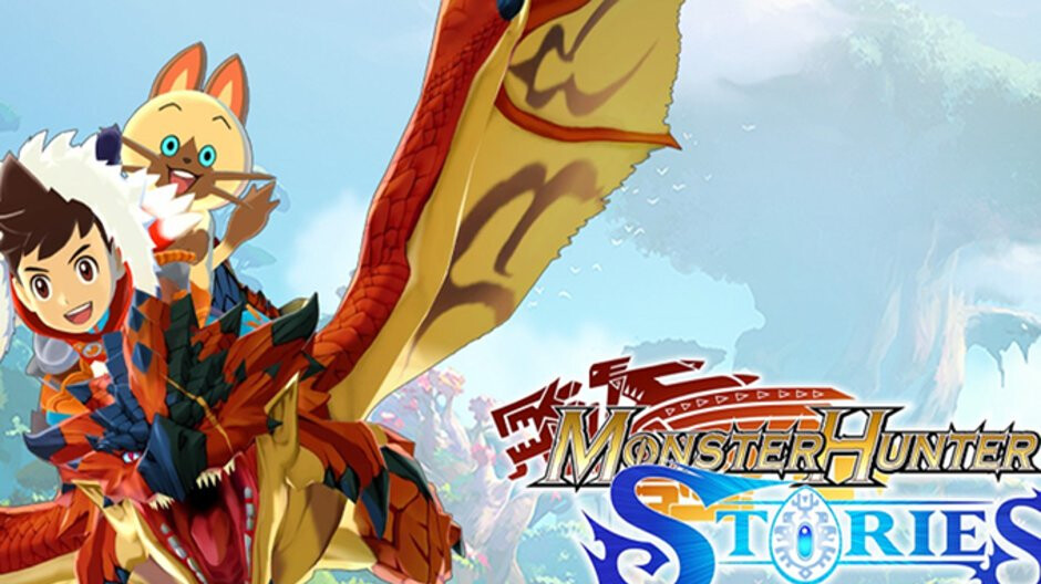 Monster Hunter Stories launches for smartphones in the West