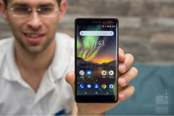 Nokia 6.1 gets new update with security improvements