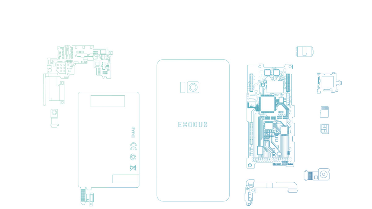 HTC's blockchain smartphone is on track for 2018 release