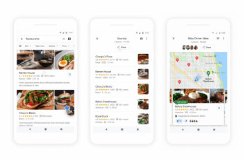 Google Maps now lets you and your friends quickly vote on where to hang out next