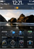 Screenshots of BlackBerry OS 6.0 gets leaked