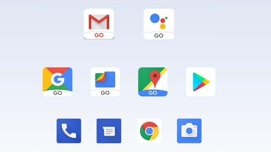 Google Maps Go erreicht 10 Millionen Installationen, die darauf hindeuten, dass Go-Handys 1,5% des Android-Marktes
