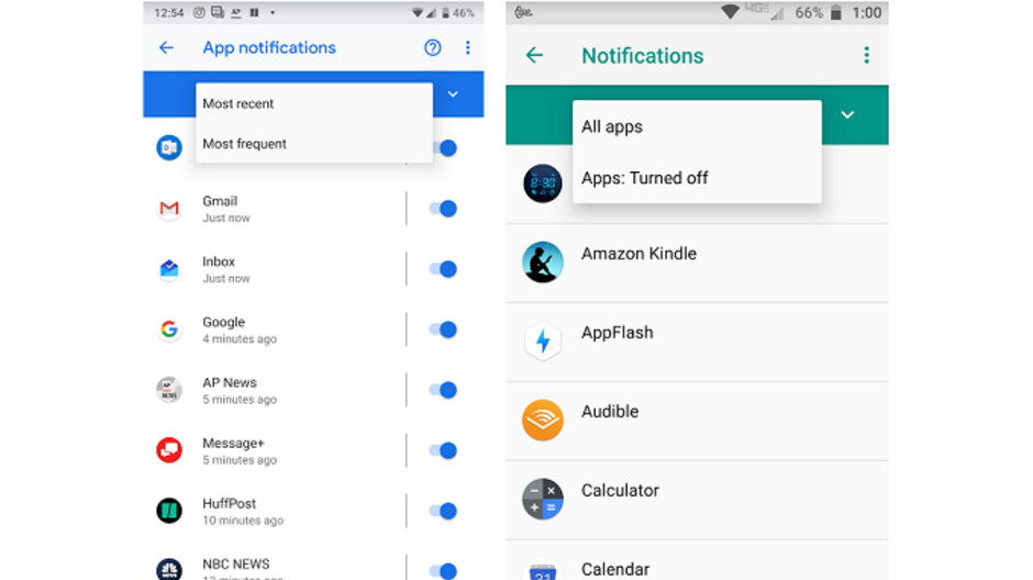 Future Android 9 update to return list of apps with blocked notifications