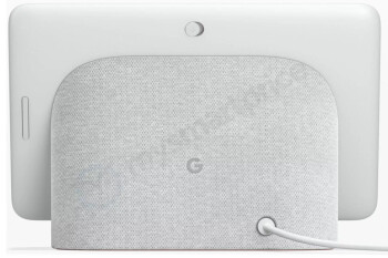 New renders give us our best look of the Google Home Hub smart display to date