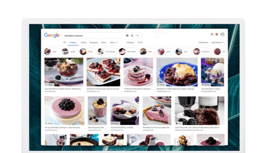 Google Images mobile gets a few important new features
