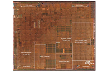 Apple's A12 chip has 70% more transistors per square mm than the A11 chip