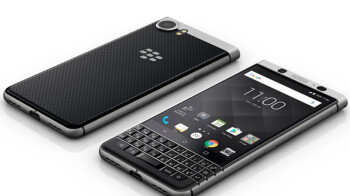 BlackBerry KEYone Size - Real life visualization and