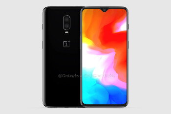 OnePlus 6T battery capacity seemingly revealed, handily beating OnePlus 6