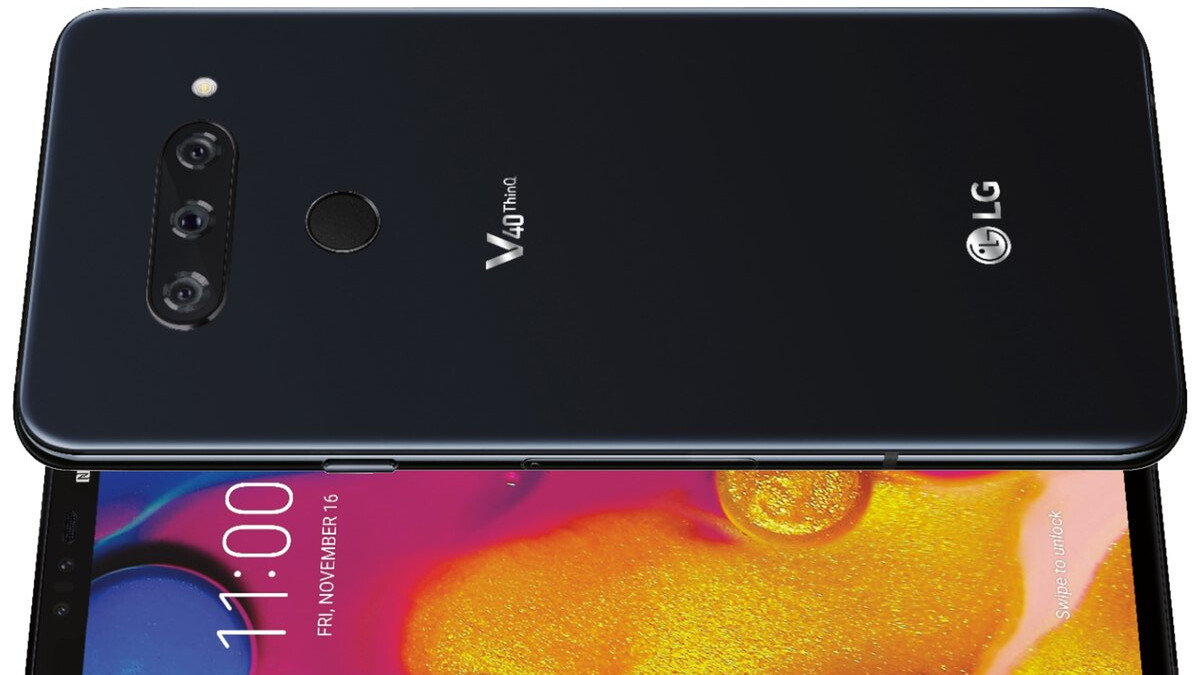 First Verizon LG V40 specs benchmark leaks out, tips a sad