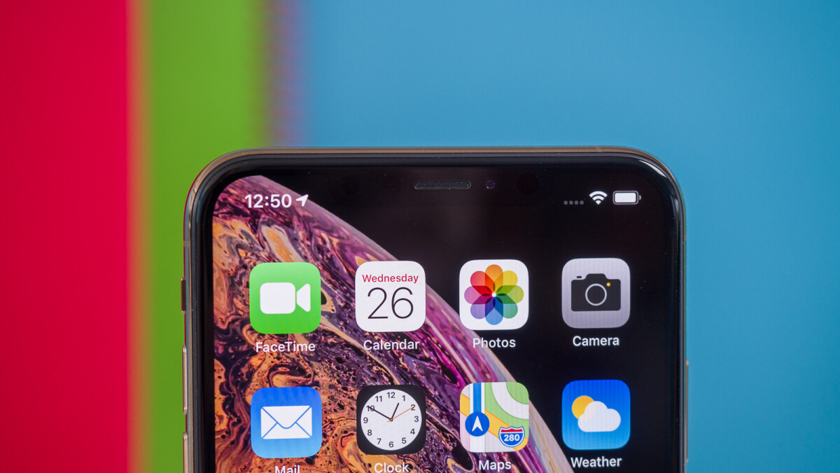 The XS Max is Apple's first OLED phone with Display Zoom