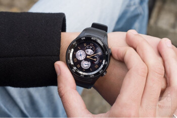 Huawei Watch GT gets certified by the FCC with 410mAh battery, NFC, and more