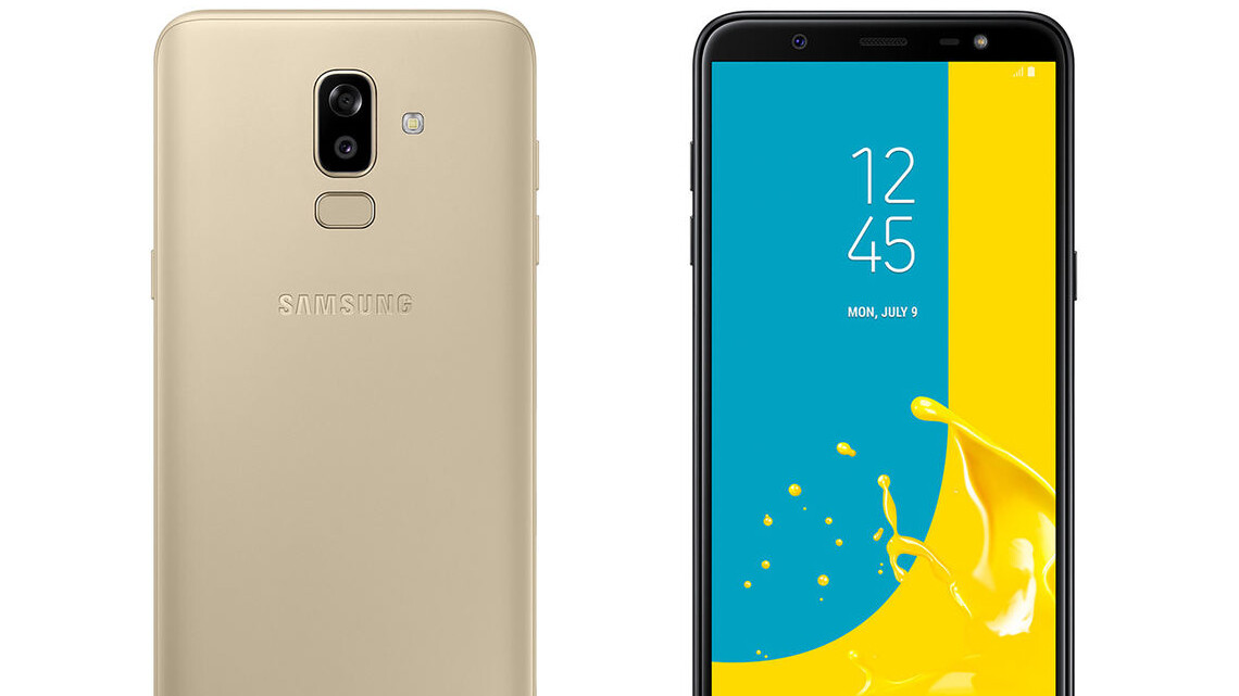 Affordable Samsung Galaxy J8 now available in the US (warranty included), works on AT&T and T-Mobile