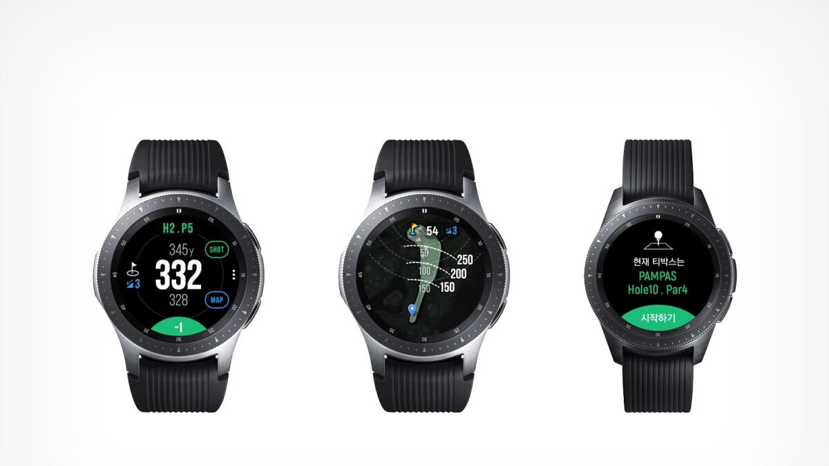 Samsung announces Galaxy Watch Golf Edition