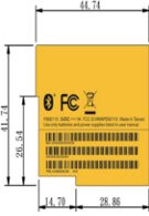HTC HD Mini gets FCC approval with support for AT&T's 3G band