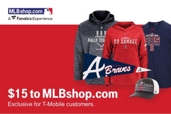 Win two tickets to Game One of the 2018 World Series from T-Mobile