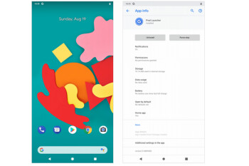 Sideload the Pixel 3 Launcher on your Android phone running Oreo or Pie